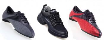 dance sneaker (schnürschuhe)