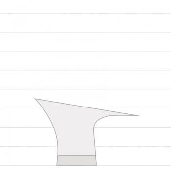 R380  Absatz 40G  Größe 35  Satin haut dunkel A02
