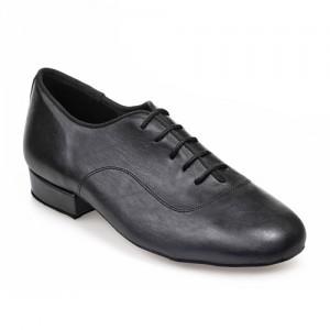 R316-001-25 - rummos Tanzschuhe Kinder (Jungen) - Leder schwarz