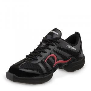 rummos dance sneaker schwarz